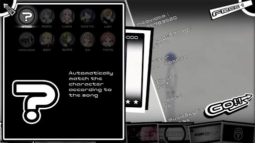 Beat Beat Vocaloid Reborn 2.1.32 screenshots 10