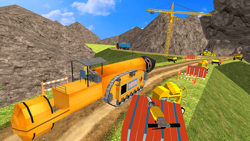 Construction Simulator Heavy Truck Driver Apkfinish screenshots 3