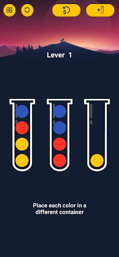 Ball Sort Puzzle - Color Sorting Games  screenshots 2