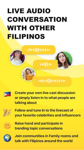 Calamansi - Pinoy Audio Live Cast android2mod screenshots 1