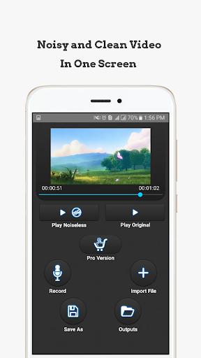 Mp3, MP4, WAV Audio Video Noise Reducer, Converter 0.6.1 Screenshots 4