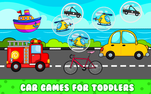 Balloon Pop Kids Learning Game Free for babies  screenshots 3