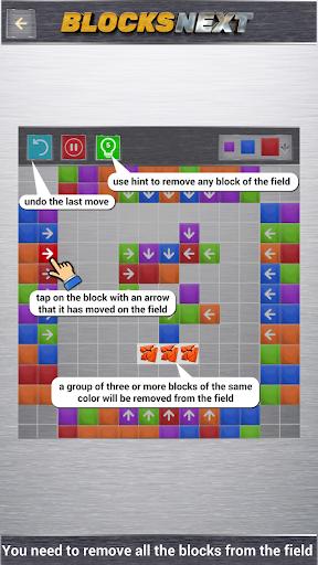 Blocks Next - Puzzle logic screenshots 3