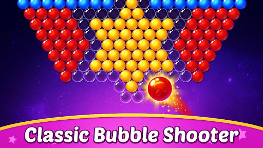 Bubble Shooter APK-MOD(Unlimited Money Download) screenshots 1