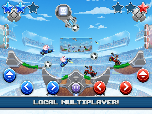 Drive Ahead! Sports apktram screenshots 13