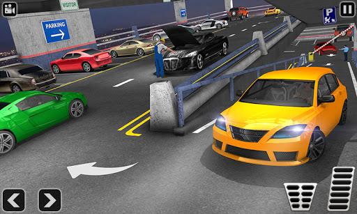 Car Parking Driver Test: Multistory Driving Mania screenshots 7