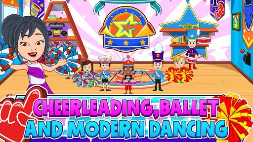 My Town : Dance School. Girls Pretend Dress Up Fun 1.28 Screenshots 2