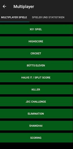 Darts Scoreboard: My Dart Training apktram screenshots 11
