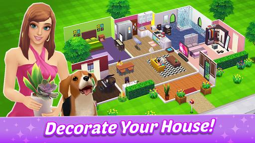 Home Street – Home Design Game screenshots 1