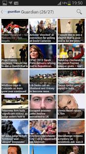 World News - RSS Reader
