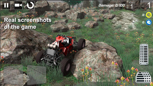 TOP OFFROAD Simulator screenshots 8