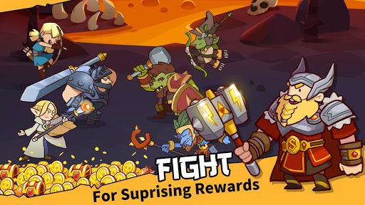 Hero Summoner - Free Idle Game apkdebit screenshots 13