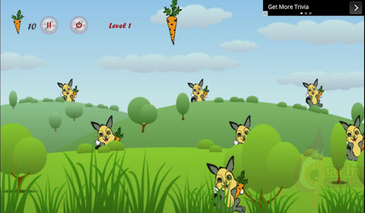 Rabbit Hit For PC Windows (7, 8, 10, 10X) & Mac Computer Image Number- 6