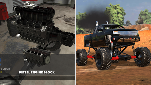 Trucks Off Road  screenshots 2