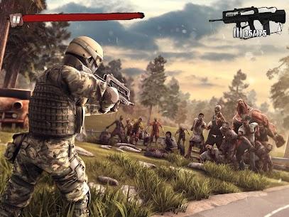 Zombie Frontier 3: Sniper FPS Mod Apk 2.41 (Unlimited Money) 8