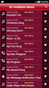 Ringtone Maker and Mp3 Cutter