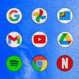 Pixel Paint – Icon Pack 4