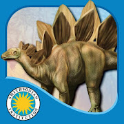App Icon for A Busy Day for Stegosaurus App in Slovakia Google Play Store