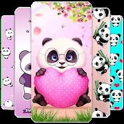 Panda Wallpaper - Cute Backgrounds; Offline