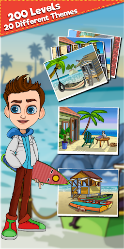 find the differences – offline 250 levels free screenshot 1