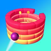 Hit Ball 2020 : Smash bricks tower 3d