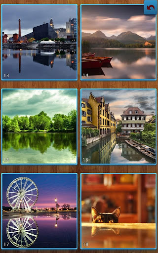 Reflection Jigsaw Puzzles 1.9.17 screenshots 2
