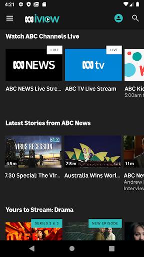 ABC iview  screenshots 5