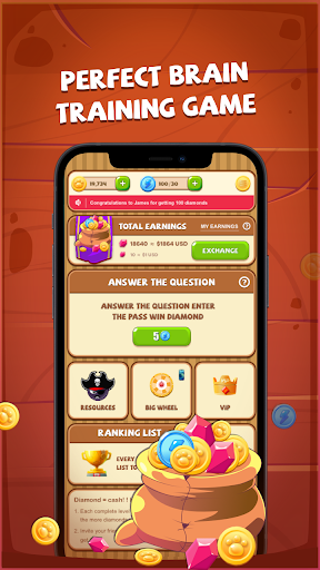 Quiz Hero - Fun free trivia & quiz game  screenshots 1