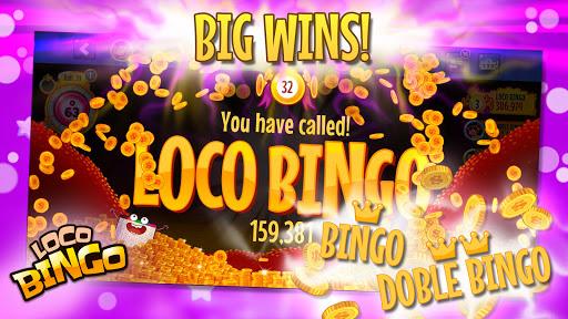 Loco Bingo FREE Games - Bingo LIVE Casino Slots  Screenshots 2