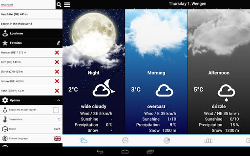 Swiss Weather 1.7.0.19 Screenshots 13