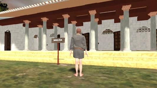 3D Restoration - Apulum Castrum Principia Basilica 3.0