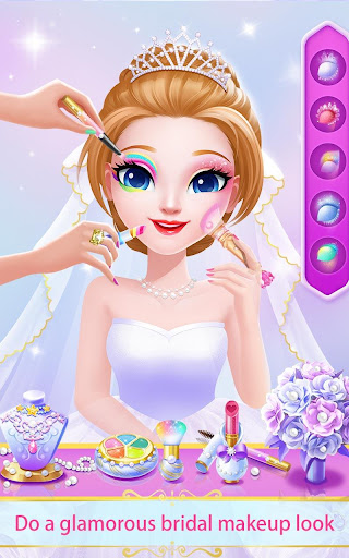 Sweet Princess Fantasy Wedding screenshots 8