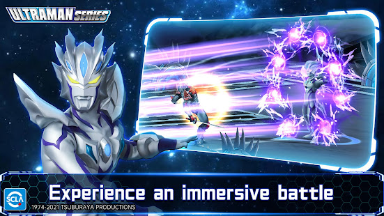 Mod Game Ultraman: Legend of Heroes for Android