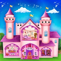 Cleaning games Kids - Clean Decor Mansion & Castle Icon