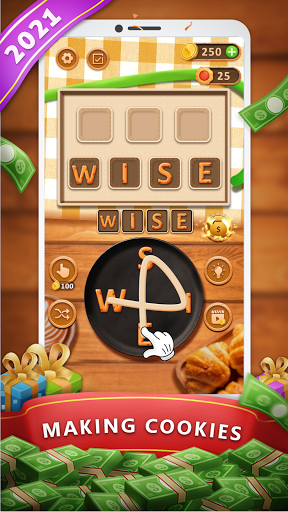 Lucky word cookies modavailable screenshots 4