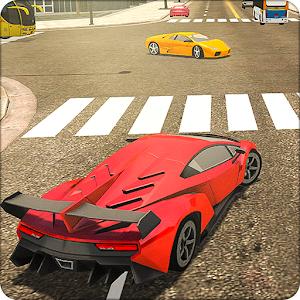 Car Driving Simulator 3D:City