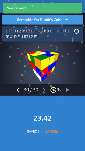 Cube Solver modavailable screenshots 7