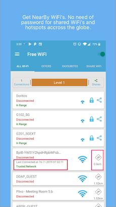 Free Internet Wifi Connectのおすすめ画像2