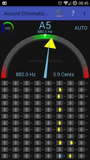 Accord Chromatic Tuner modavailable screenshots 2
