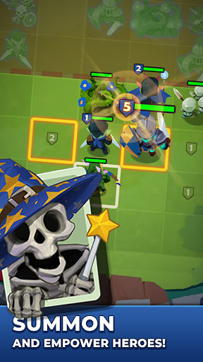 Evil Tower Defense: PvP Castle Battle  screenshots 10