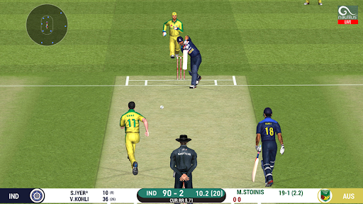 Real Cricketu2122 20 4.0 screenshots 2