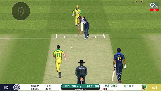 Real Cricket 20 MOD APK 4.5 (Unlocked Everything) 2