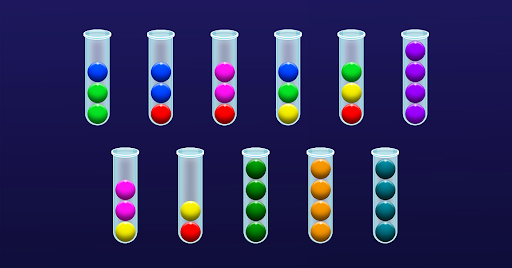 Ball Sort Puzzle - Sorting Puzzle Games  screenshots 7