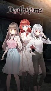 Death Game Mod Apk: Sexy Moe Anime Girlfriend (Free Premium Choices) 5