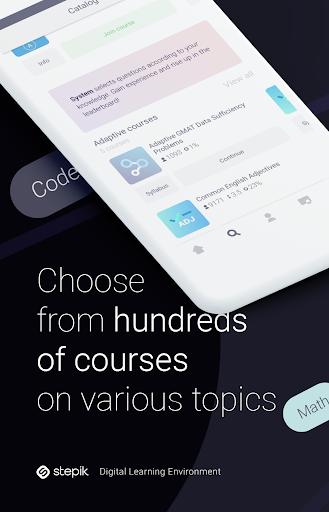 Stepik: best online courses 1.168 Screenshots 4