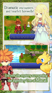 Adventures of Mana Screenshot