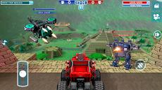 Blocky Cars (ブロック状の車) - タンクトップ - オンラインゲームのおすすめ画像3