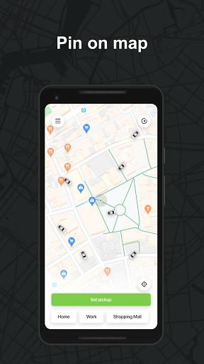 TaxiF - A Better Way to Ride  Screenshots 1