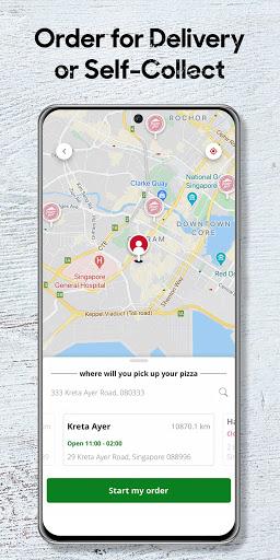 Pizza Hut - Singapore 5.0.3 Screenshots 3