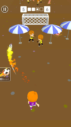 Mania Soccer-Stars Strike&Soccer Kick Game  screenshots 5